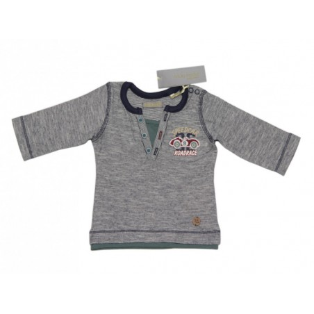 Boys Genser Long Sleeve Tricky Tracks.