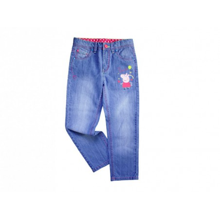 Denim Jeans Peppa Pig