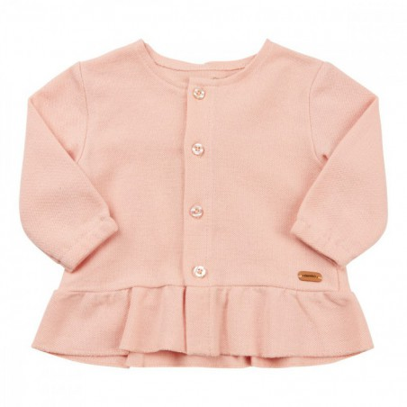 Minymo Cardigan Rose Cloud