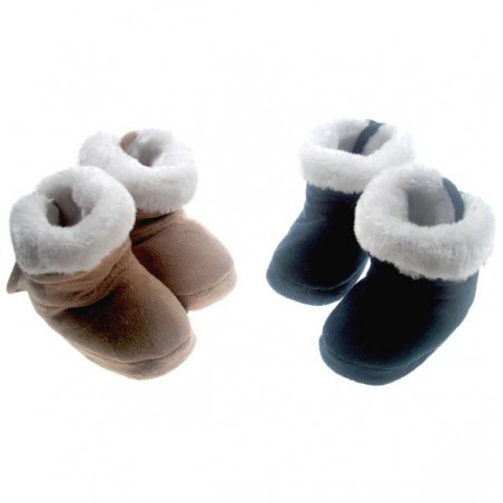 Soft Touch Fin velour støvler