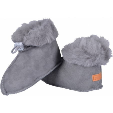 Melton Ulltøfler Dark Grey