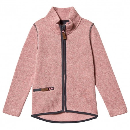 Ebbe Fleece Jacket Dove Pink
